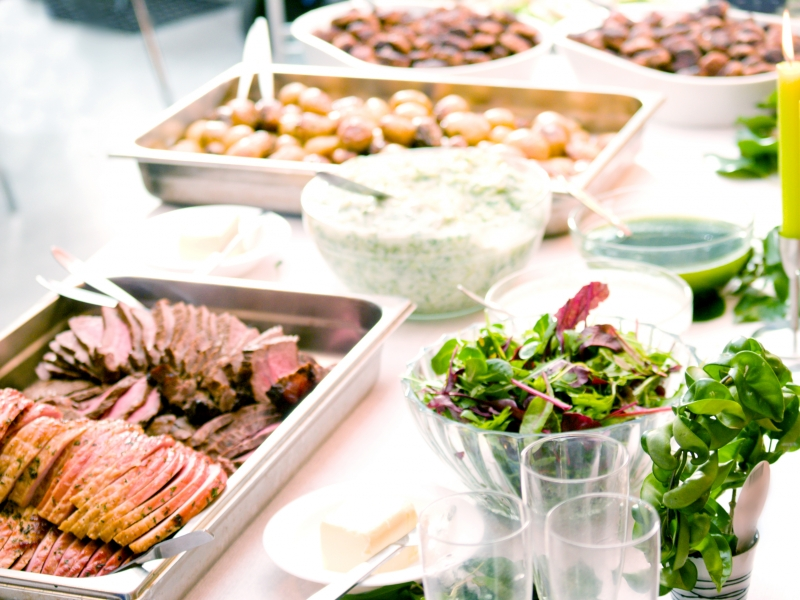 536838-delicious-food-layout-on-a-table